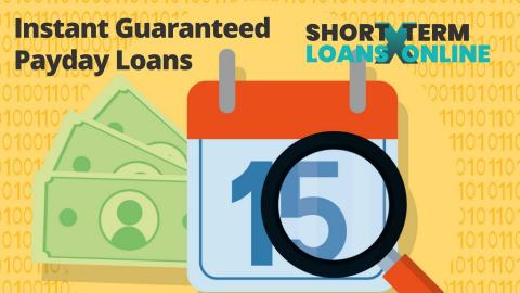 Instant payday Loan Online guaranteed approval